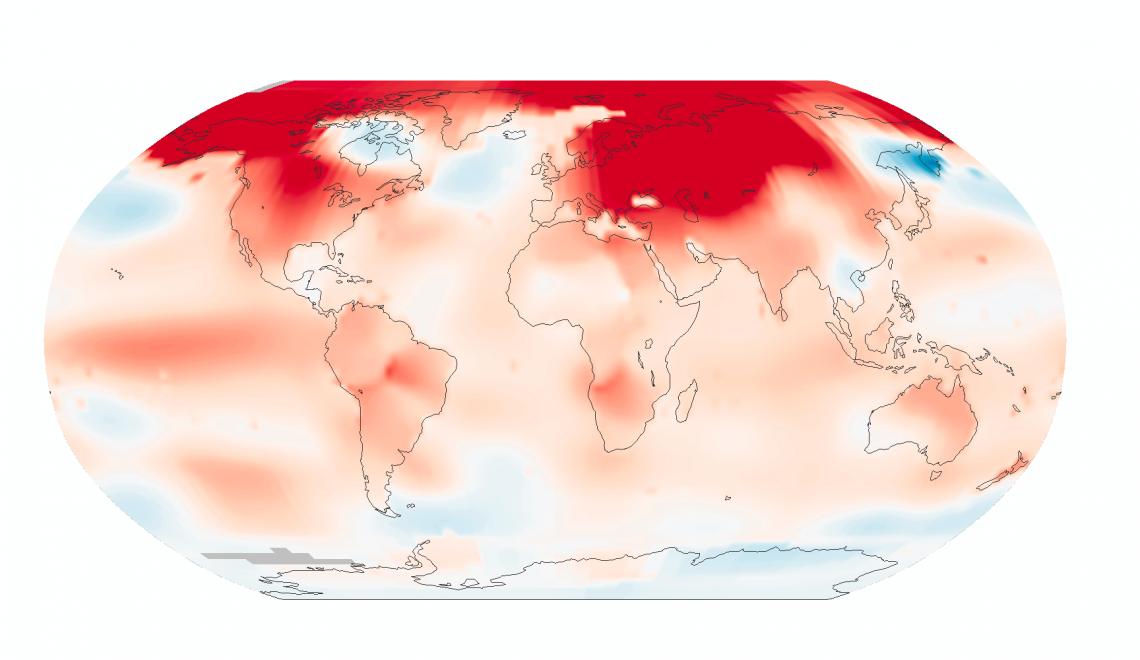 Helmikuun 2016 säätapahtumia maailmalla