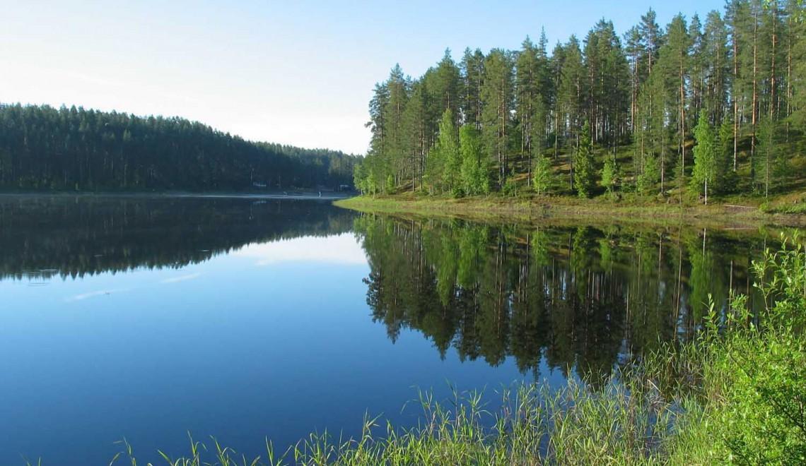 Ensimmäiset kesäiset päivät Suomessa