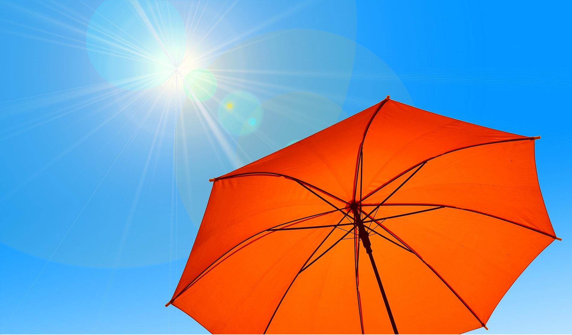 Euroopassa rikottiin kesällä lämpöennätyksiä