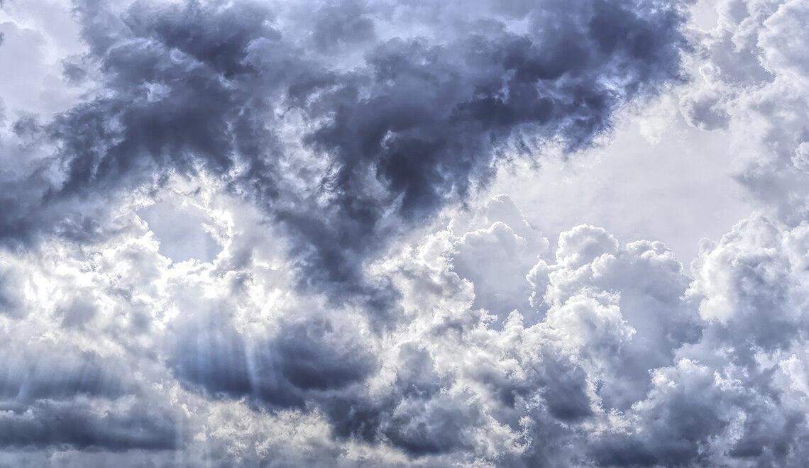 Pilviä