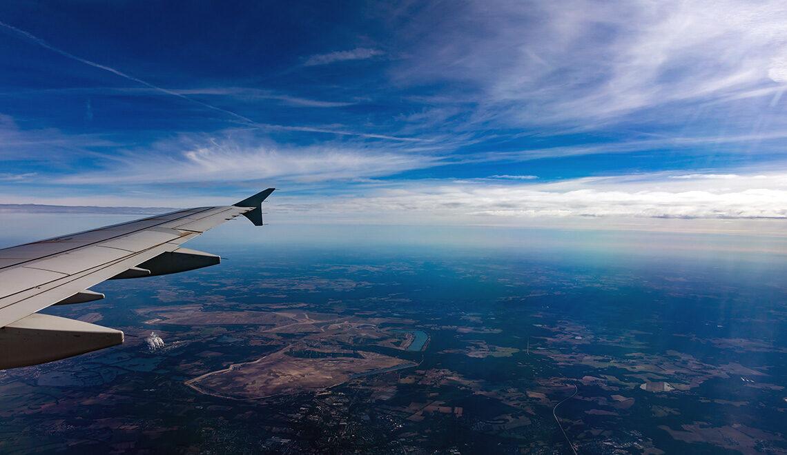 Lentokoneista saadaan havaintoja myös säämalleille