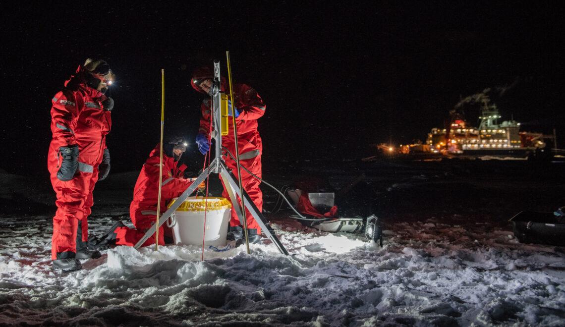 Ainutlaatuiset havainnot paljastavat uutta Arktiksesta